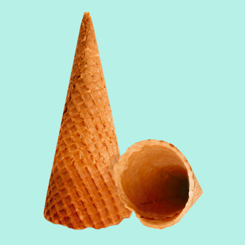 Standard sized cornicle